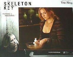THE SKELETON KEY - 11x14 US Lobby Cards Set - HORROR