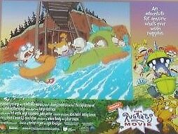 THE RUGRATS MOVIE - 11x14 US Lobby Cards Set