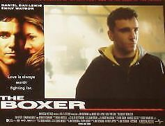 THE BOXER - 11x14 US Lobby Cards Set - Daniel Day-Lewis