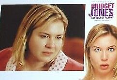 BRIDGET JONES Edge of Reason 11x14 US Lobby Cards Set