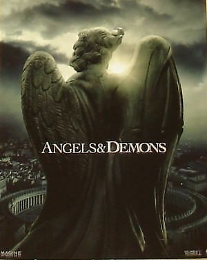 ANGELS & DEMONS - Illuminati - 11x14 US Lobby Cards Set