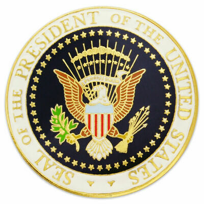 Seal Of The President Of The United States Lapel Pin