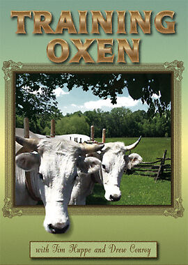 DVD Training Oxen With Drew Conroy & Tim Huppe