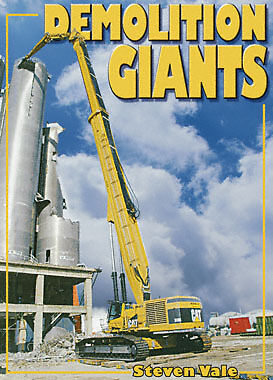 DVD - Demolition Giants By: Steven Vale