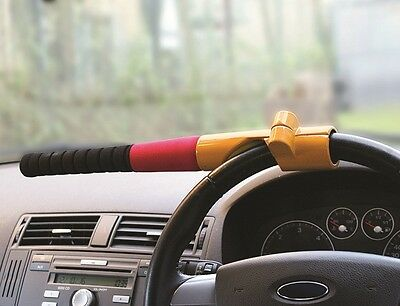 Baseball Bat Steering Wheel Lock Audi A3 A6 Bmw E36 E87