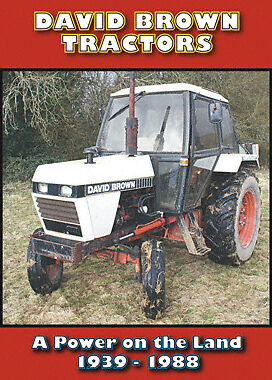 DVD-David Brown Tractors A Power on the Land 1939-1988