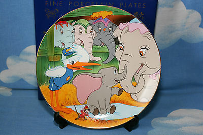 Dumbo Plate By Kenley New Boxed 2Nd  Issue