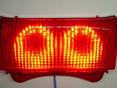 Scheda Elettronica Fanale Posteriore a LED Yamaha T-Max TMax T Max (C2)