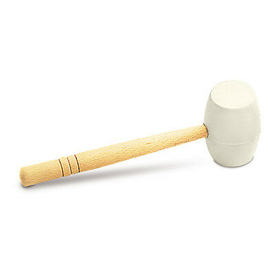 Rubi White Rubber Hammer for Stone and Tile Laying - 65913