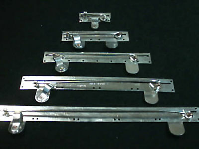 Medal Brooch Bar, Full Size, Four Space, Mounting, 4