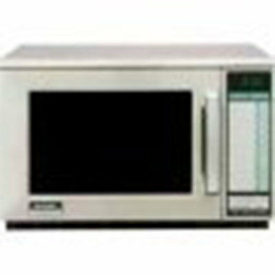 Commercial Microwave Oven Sharp R-23GTF 1600 watts