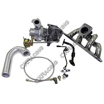 cxracing intercooler kit for 95 99 mitsubishi eclipse talon 2g dsm Mitsubishi 420A Engine cxracing turbo manifold kit for 89 99 dsm 1g 2g eclipse talon