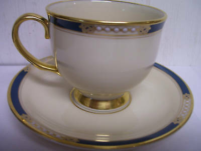 Lenox Presidential Collection UNION Cup & Saucer