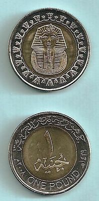 2008 Egypt King TUT Uncirculated Coin
