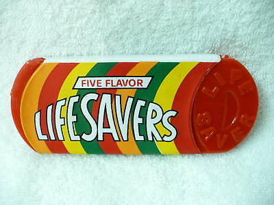98A- Life Savers Candy Comb & Mirror Compact Set