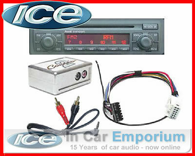 Audi A4 AUX Lead, AUX IN adapter cable, auxiliary adaptor iPod iPhone Android