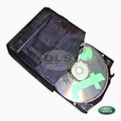 LAND ROVER DISCOVERY 2 AUTOCHANGER CD MAGAZINE