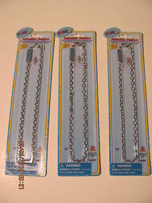 Webkinz Charm Necklace Lot of 3 ea unused codes