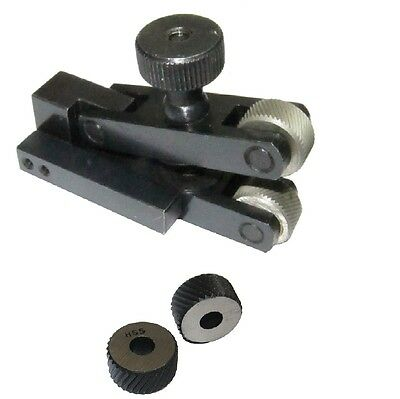 Rdgtool Clamp Knurling Tool Made For Myford Lathes