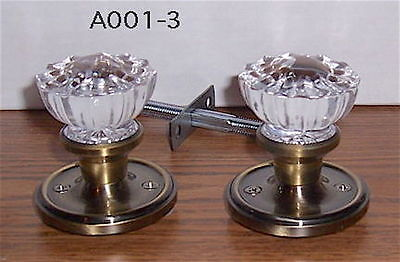 Push/Pull French Door  Knobs & Self-Aline Hardware-Both sides of one Door • CAD $163.74