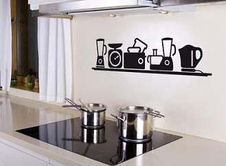 wall stickers adesivi murali soffione wall sticker
