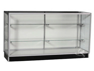 """70"""" Extra Vision Showcase Display Case Store Fixture Knocked Down #KD6G"""