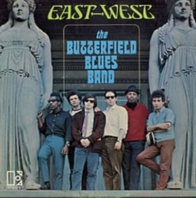 BUTTERFIELD BAND - EAST WEST elektra W 42006 LP IT 1983