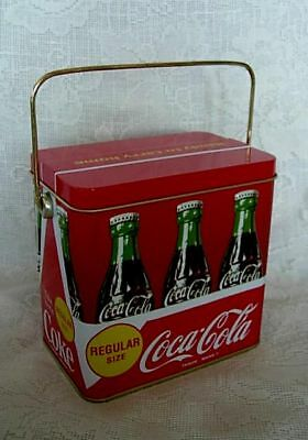 Nostalgic Collectible COKE/COCA-COLA Lunch Box