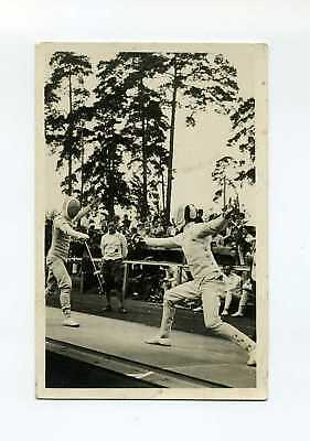 1936 3rd Reich Germany Olympic Games Berlin modern pentathlon PC