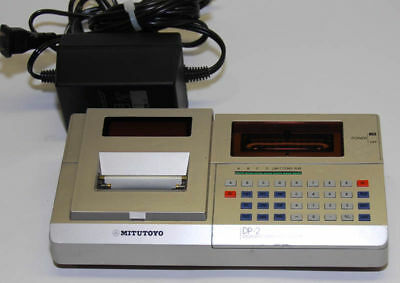 Mitutoyo DP-2 with power supply
