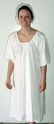 Shift 100% cotton 18th century Reproduction Clothing