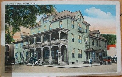 1920 NY Postcard  The Post Office  Kingston New York  999
