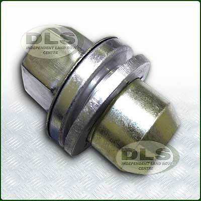 27mm Stainless Wheel Nut for Land Rover Alloys.Defender,Discovery 1 (RRD500560)