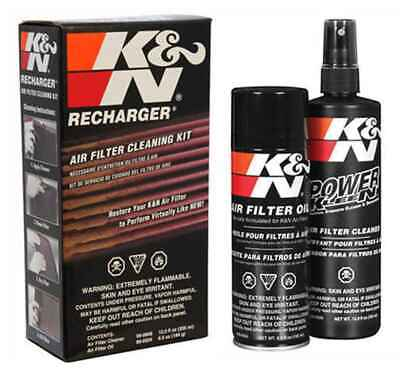 Kit Mantenimiento Filtro Aire K&n Recharger