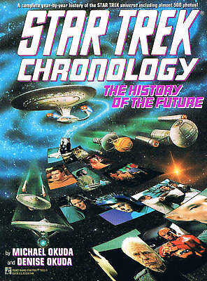 Star Trek Chronology - The History of the Future 1993