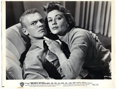 TAB HUNTER, DOROTHY MALONE movie photo BATTLE CRY - $19.99 | PicClick