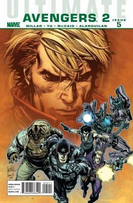 Ultimate Avengers 2 #5(NM)`10 Miller/Yu