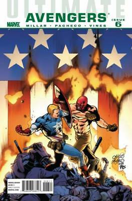 Ultimate Avengers #6 (NM)`10 Miller/Pacheco