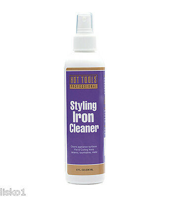 HOT TOOLS STYLING FLAT IRON CLEANER 4 oz.