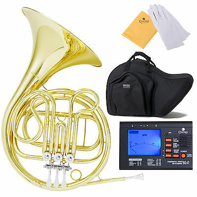 NEW BAND F-KEY SINGLE FRENCH HORN ~Teachers Approved