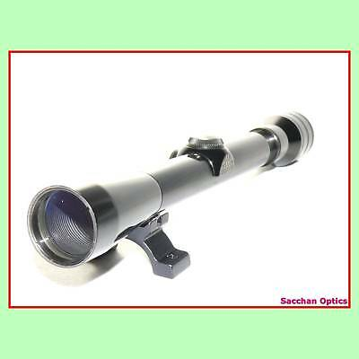 "Redfield 22 Cal 4X 3/4"" Tube Scope Mint Condition RGS"
