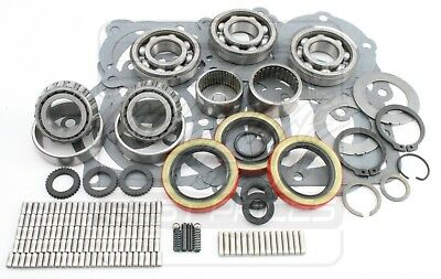 NP205 Dodge Ford Remote New Process 205 Divorced Transfer Case Rebuild Kit 69-75
