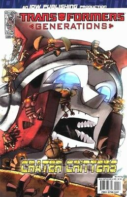 Transformers:Generations #10 (NM)`06 Budiansky/Perlin