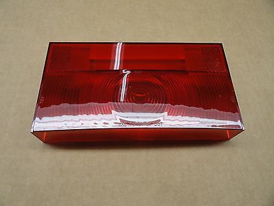 RV/Camper/Trailer - Square Corner Tail Light Replacement Lens