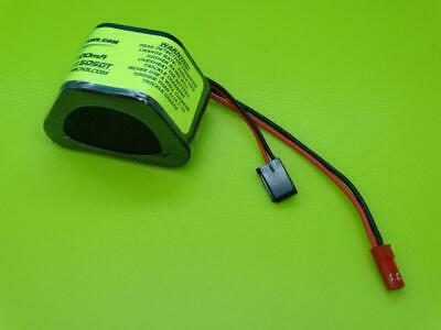 6V 1600ma BATTERY FOR TEAM ASSOCIATED MONSTER GT 8 MGT8 / MADE IN USA