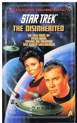 Star Trek - The Disinherited / Peter David 1992