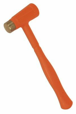 Sealey 1.5lb 24oz Dead Blow Hammer/Mallet Brass Face Bodywork/Body Shop BFH24