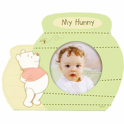 Disney WINNIE THE POOH My Hunny Photo Picture Frame NEW