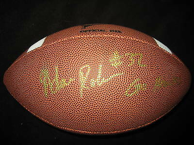 Adam ROBINSON Signed NCAA Football IOWA HAWKEYES