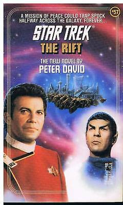 Star Trek - The Rift / Peter David USA 1991